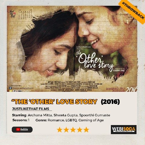 The Other Love Story - Web Series Review